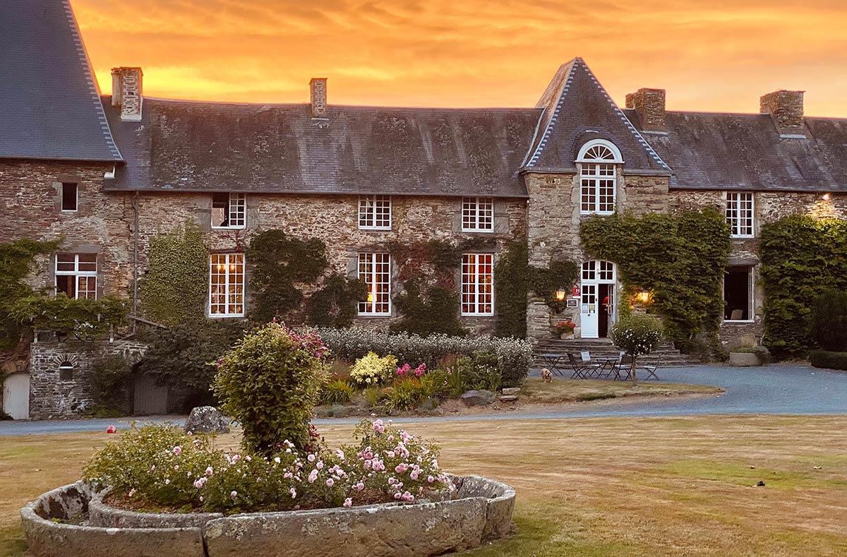 Château de la Roque en Normandie