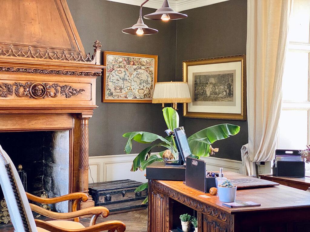 Le bureau du Château