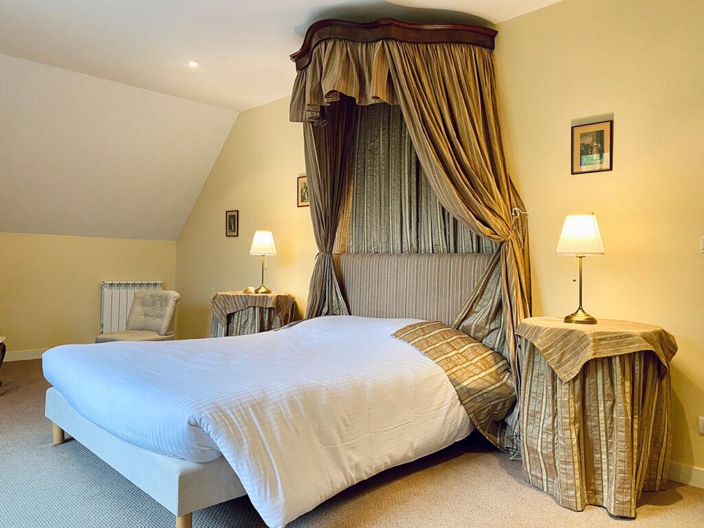 La chambre triple du Château